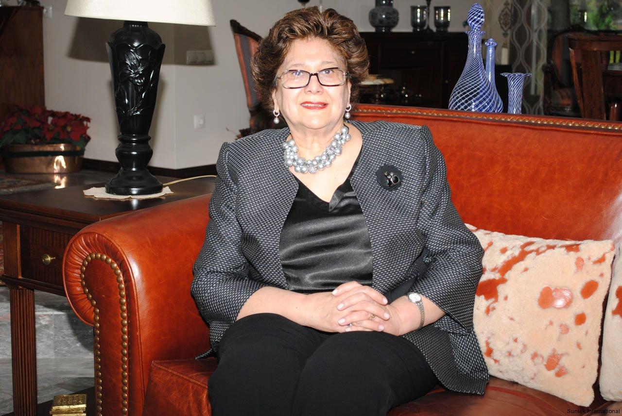 Suntek International Nilufer Egrican April 26, 2011