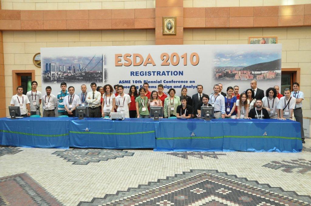 Suntek International ESDA 2010